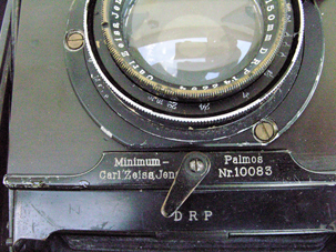 Carl Zeiss Iena Minimum Palmos