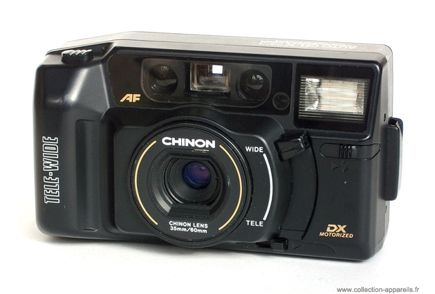 Chinon Auto GLX Tele-Wide