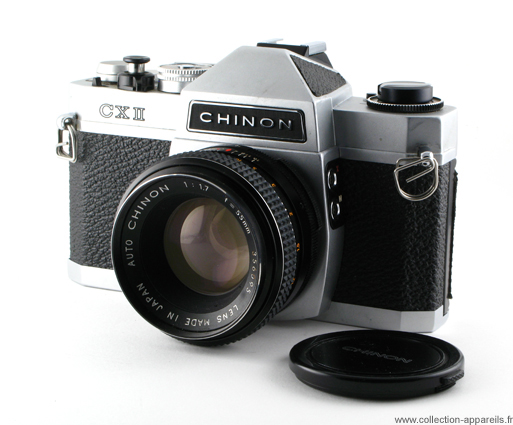 Chinon CX-II