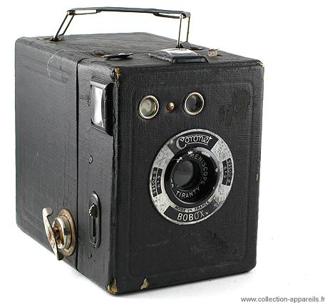 Coronet Bobox Collection Appareils Photo Anciens Par Sylvain Halgand