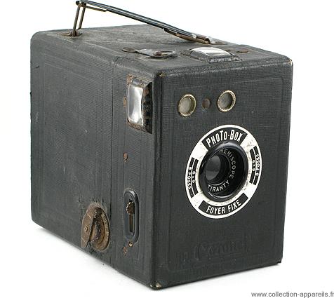 Coronet Photo Box Collection Appareils Anciens Par Sylvain Halgand