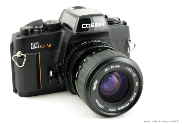 Cosina E1 Solar