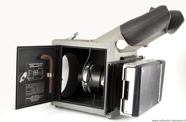 Fairchild Oscilloscope Record Camera