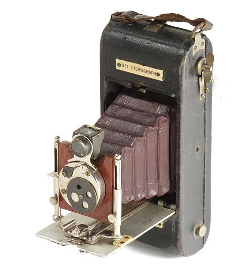 Lancaster N°1 Filmograph Collection appareils photo anciens