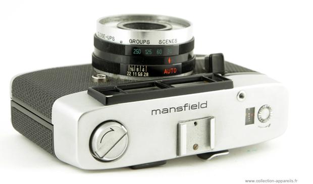 Mansfield Eye-Tronic