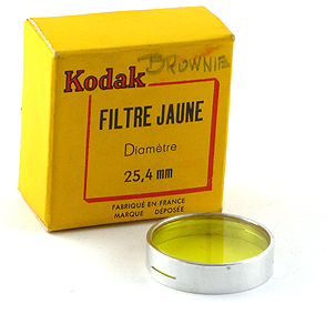 Kodak Filtre jaune