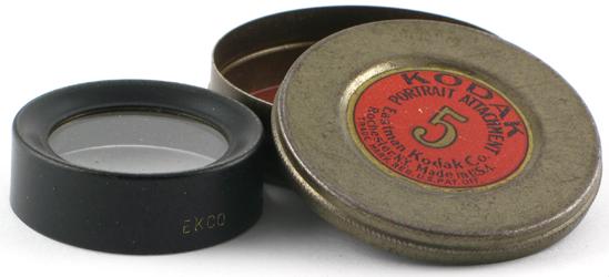 Kodak Bonnette à portrait n°5