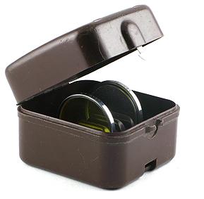 Kodak Boïte pour filtre et pare-soleil