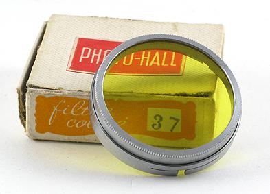 Photo-Hall Filtre coloré