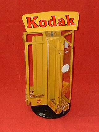 Kodak Le présentoir-distributeur
