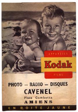 Kodak Pochettes