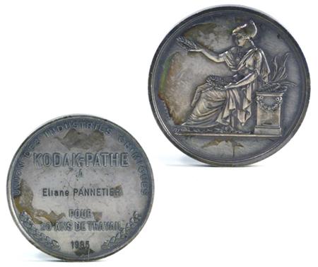 Kodak Medaille du travail