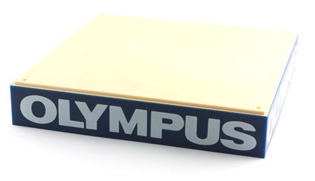 Olympus Présentoir de vitrine