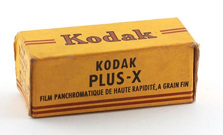Kodak Plus-X PX 120