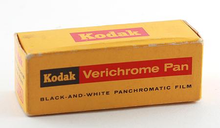 Kodak Verichrome Pan VP 620