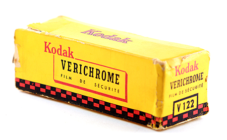 Kodak Verichrome V122