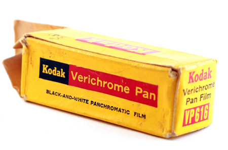 Kodak Verichrome Pan VP 616