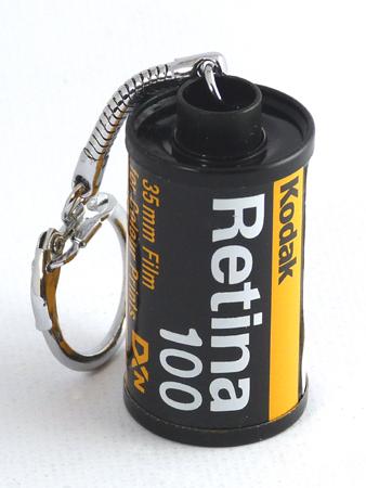 Kodak Porte-clé Retina 100