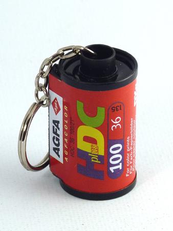 Agfa Porte-clé Agfa HDC Plus