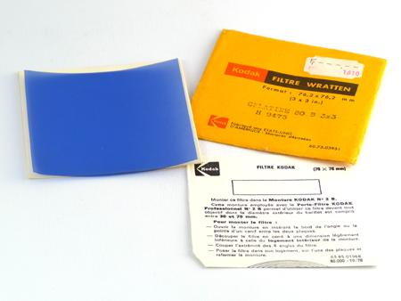 Kodak Filtre gelatine