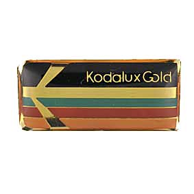 Kodak Pin's Kodalux Gold