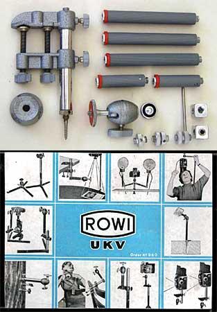 Rowi Pied multi usage