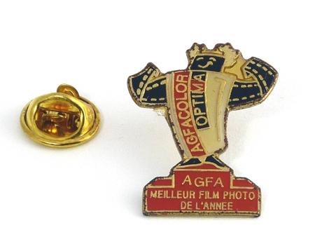 Agfa Pin's Agfacolor Optima