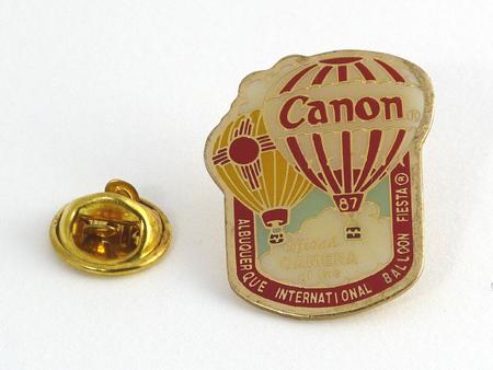 Canon Pin's