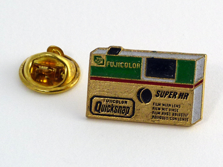 Fuji Pin's appareil jetable