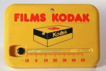 Kodak Thermomètre mural