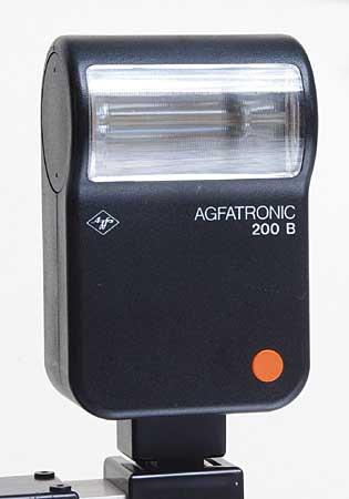 Agfa Agfatronic 200 B
