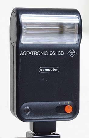 Agfa Agfatronic 261 CB