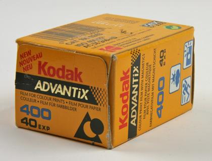 Kodak APS Advantix 400-40P