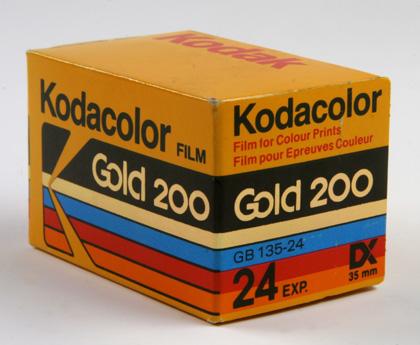 Kodak Kodacolor Gold 200 135-24P