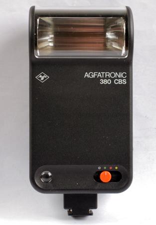 Agfa Agfatronic 380 CBS