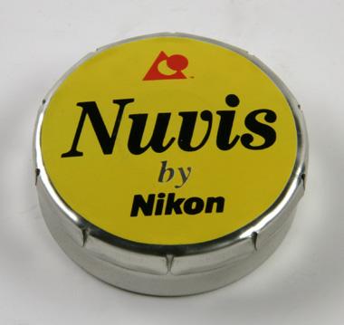 Nikon Boite à bonbons Nuvis