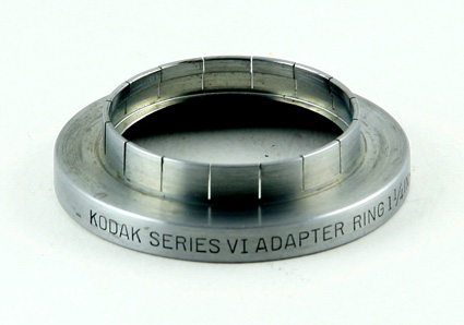 Kodak Adapter Ring Series VI