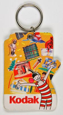 Kodak Porte-clé Kodaquette