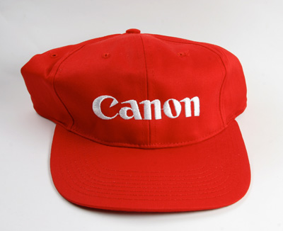 Canon Casquette rouge