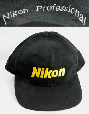 Nikon Casquette Pro