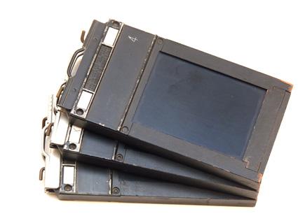 Lisco 2 1/4 x 3 1/4 Cut Film Holder