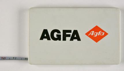 Agfa Mètre ruban