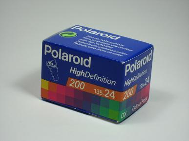 Polaroid High Definition 200 iso