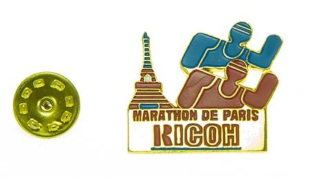 Ricoh Pin's Marathon de Paris