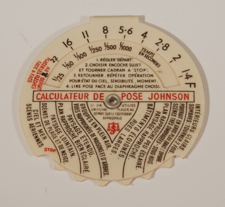 Johnson Calculateur