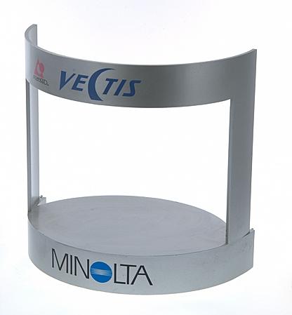 Minolta Présentoir de vitrine VECTIS