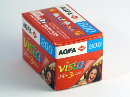 Agfa Vista 800