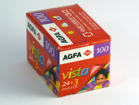 Agfa Vista 100