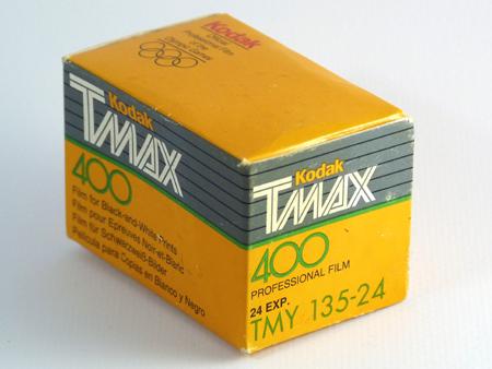 Kodak TMAX 400 Professional