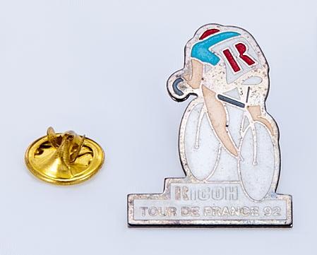 Ricoh Pin's Tour de France 92